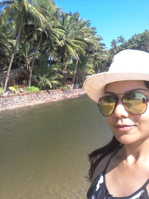 Mrudula Neelam Travel Blogger