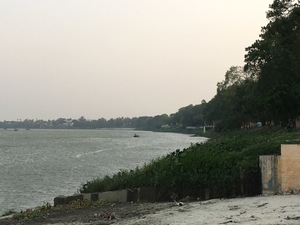 Chandannagar: a taste of the French riviera along the river Hooghly