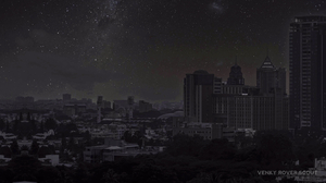 Blackout Bangalore - How Bangalore would look like under the stars