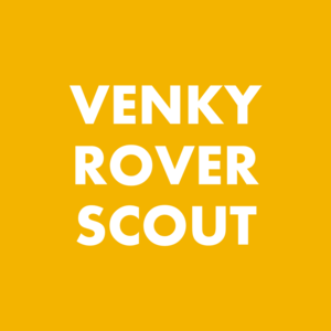 Venky Rover Scout Travel Blogger