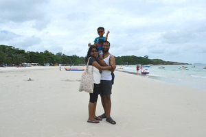 Hacking two month long foreign vacation (even when my salary is 80,000 rs)
