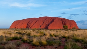Uluru - the biggest stone on the planet