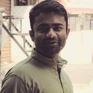 Pranav Haldar Travel Blogger
