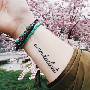 25 Best Travel Tattoo Ideas To Express Your Wanderlust