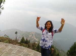 tamanna chaudhary Travel Blogger