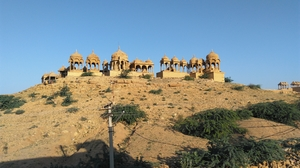 The Golden Sands of Jaisalmer