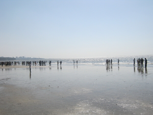 A day at the Captivating Juhu Beach