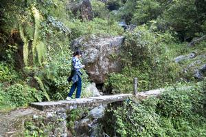 Premlakha- Walk to the last Indian village near Bhutan