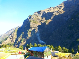 Kheerganga:The dance of water
