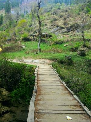 Kheerganga:The dance of water