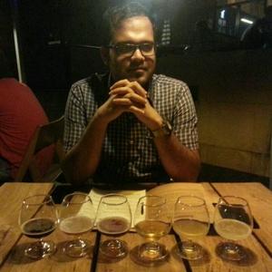 Shakti Biswal Travel Blogger
