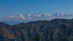 A Bagpacker's Story about the Majestic Dhanaulti