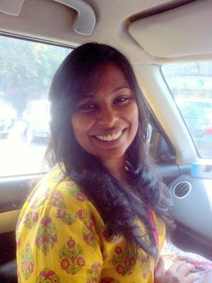 Pooja Shah Travel Blogger