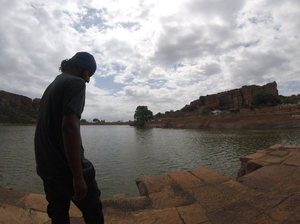 A thousand years solo journey in three days: Day 2: Badami, Pattadakal, Aihole