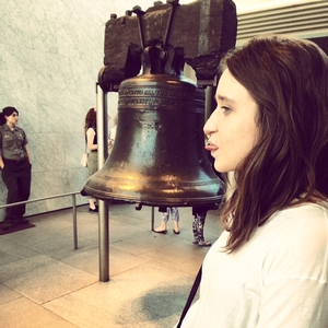 Two weeks in NY & Philly: How I licked the Liberty Bell