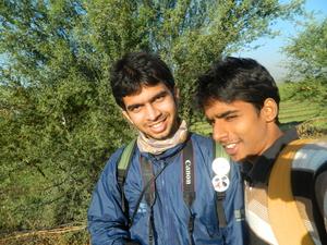 SUSHRUT R KARMARKAR Travel Blogger
