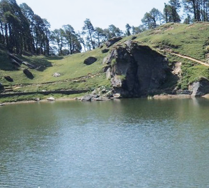 "Untouched beauty of Himalayas :Treking ""Ani-Jalori pass- Sarosar lake-Raghuprgarh-Takrasi-Paneo"""