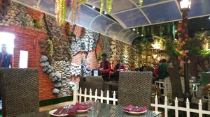 Paprika Park Restaurant Indirapuram  - Dream dining..