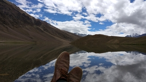#TripotoTakeMeToDeoriatal.. Some of the best moments of my Spiti Valley Road Trip.