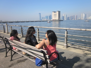 US Chronicles (Part 1): New York with the girls