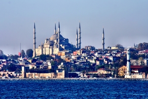 A weekend in Istanbul!