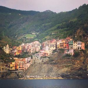 36 hours: Cinque Terre