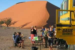 Discover the reasons why you should consider overland trail tours