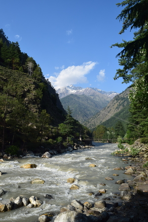 A journey to untamed parvati valley