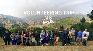 10 Reasons Why You Should Ditch That Vacation For A Volunteering Trip