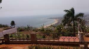 Vizag-Combination of sea beach, hills and caves.