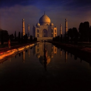 A night in Agra