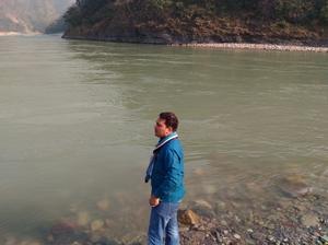 2 People 1 Hero Spender, Delhi to Rishikesh, Shivpuri, Neelkanth