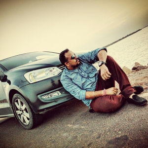 Shashank Upadhyay Travel Blogger