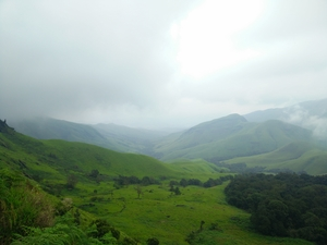 Kudremukha - The wonder peak