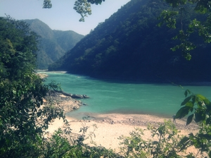 Camping, Rafting and Rishikesh