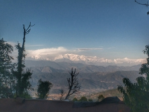 Kausani unplugged