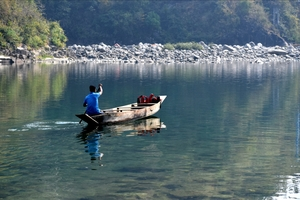 Shnongpdeng- The Ideal Camping Site
