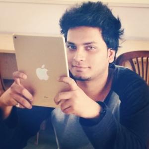 Ashish Upadhyay Travel Blogger