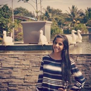 Prachi Kapasi Travel Blogger