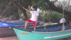 Gokarna : Place to relax and chill out; like a pirate...