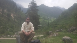 Enroute To Heavenly Hills of Kasol and Kheerganga-blissful Journey