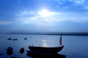 From the Varanasi Boat #1 - When I met Ganga