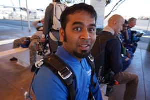 Harshavardhan Srinivasan Travel Blogger