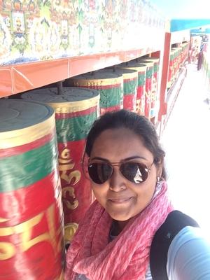 Pronita Bhaduri Travel Blogger
