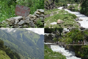How to do the Kheerganga Trek in under Rs. 3500