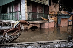 You Guys Love To See Varanasi But Would You Like To See During Flood Time