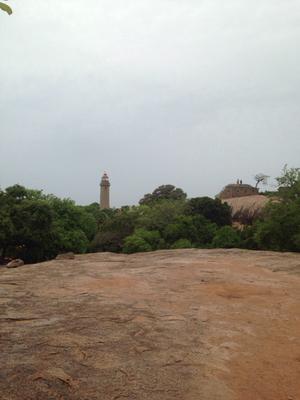 A Day in Mahabalipuram