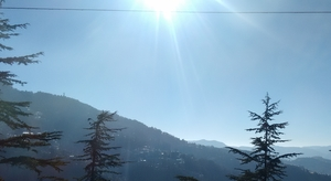 "With Love from ""Shimla - The Queen of Hill Stations"""