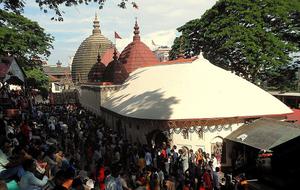 Ambubachi Mela in Kamakhya Temple