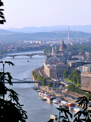 Falling in Love with Budapest